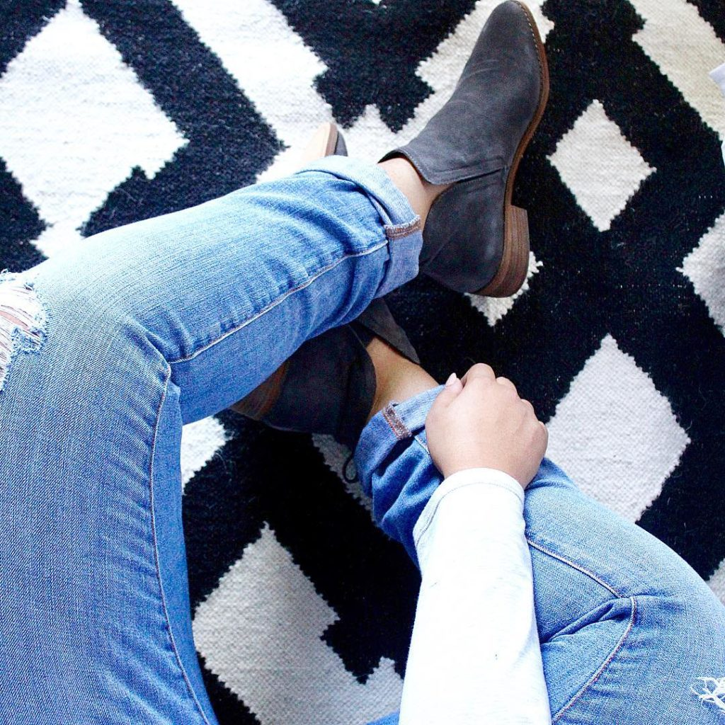 The bootie obsession continues with these cuties from shopdolcevita viahellip