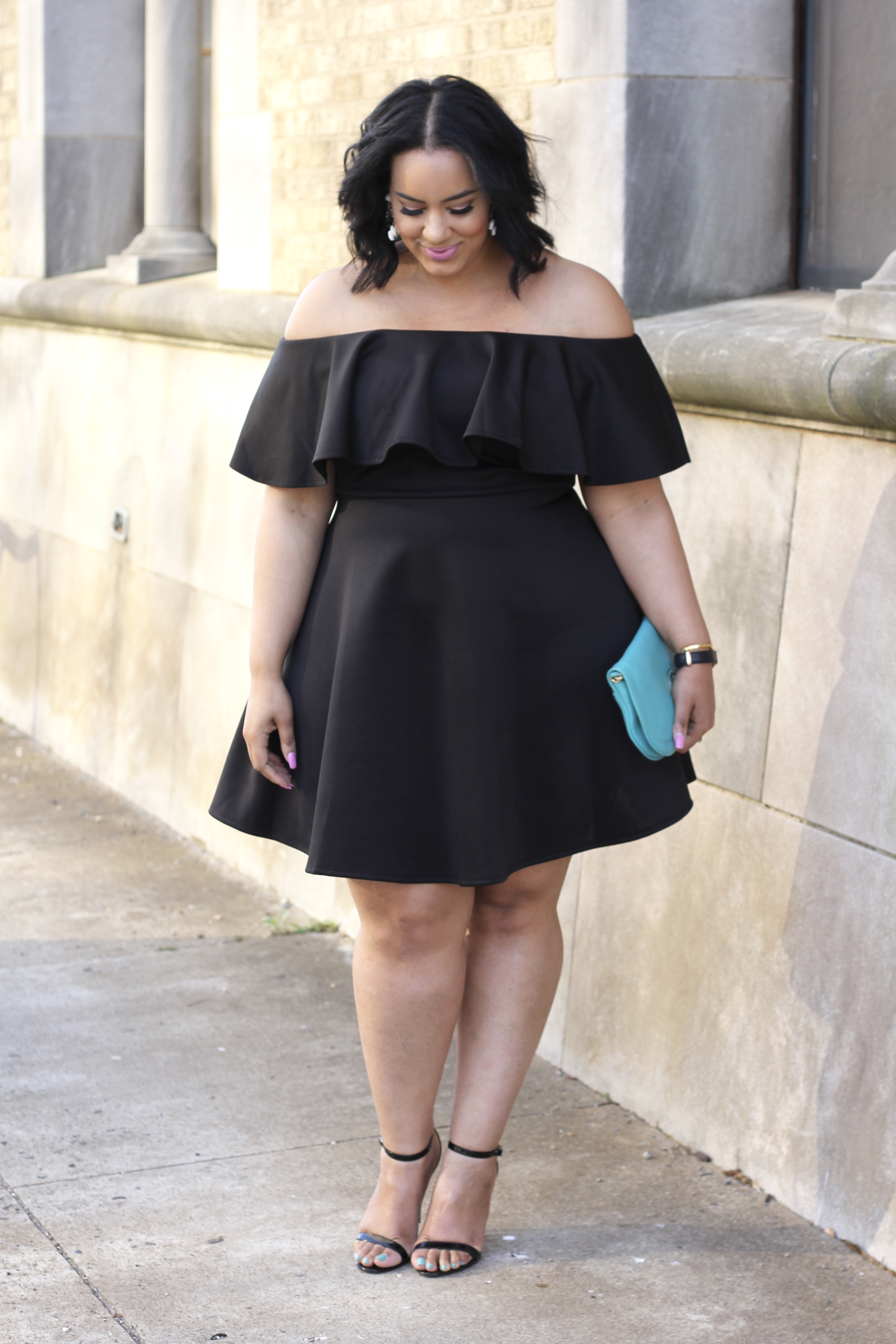 Beauticurve off the shoulder look number 15 beauticurve Fashion style for curvy