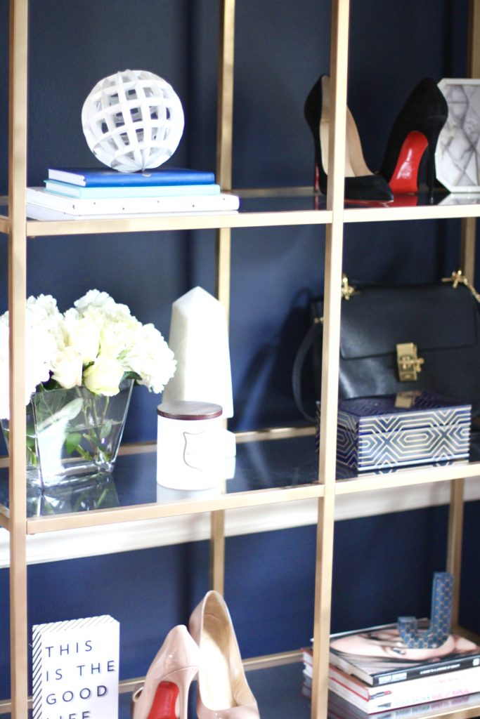 shelf style blog