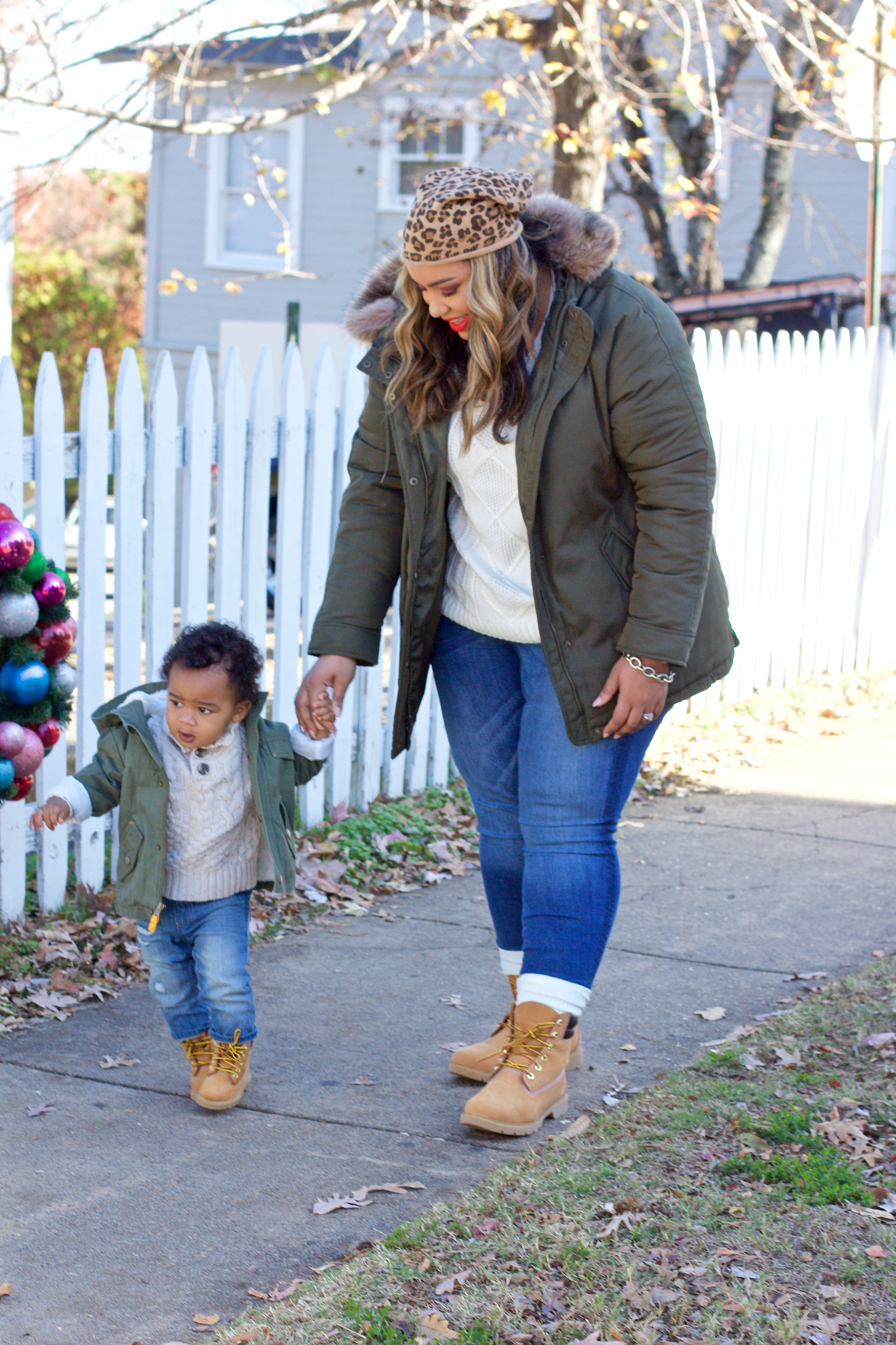 0c4a3342877 Beauticurve - Twinning in Timberlands with Shoe Carnival - Beauticurve